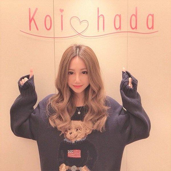 ♪モデルなど様々に活躍中のErinaさんが原宿表参道店にご来店されました♪ありがとうございます。これからも恋肌(こいはだ)を宜しくお願い致します♪#恋肌 #こいはだ #脱毛 #全身脱毛 #Erina @koi_hada_jp