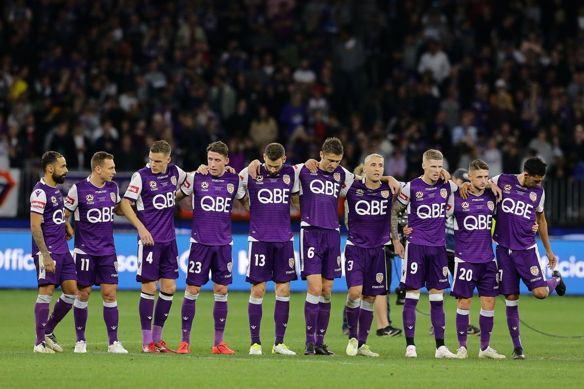 Together we'll be back stronger.  #OneGlory