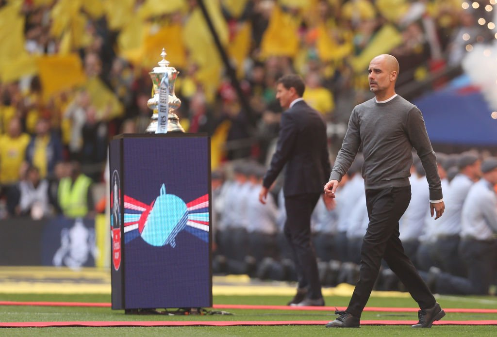 We will be judged on Europe. The treble is not enough for Pep Guardiola. 👉 bbc.in/2QfTOns