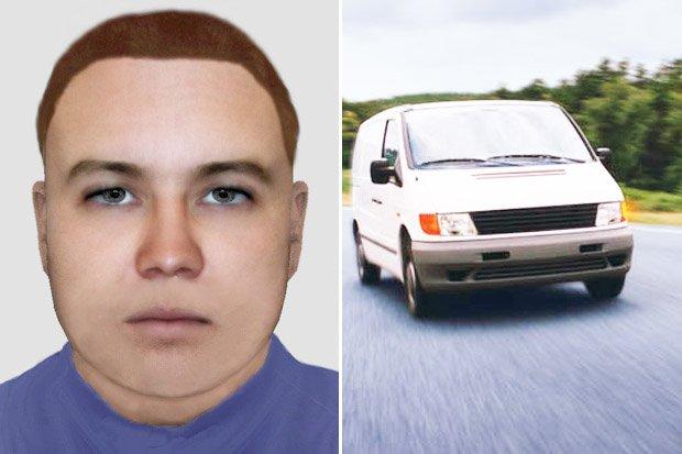 Hunt for white van man after acid attack on girl, 13, in London #Metpolice #london