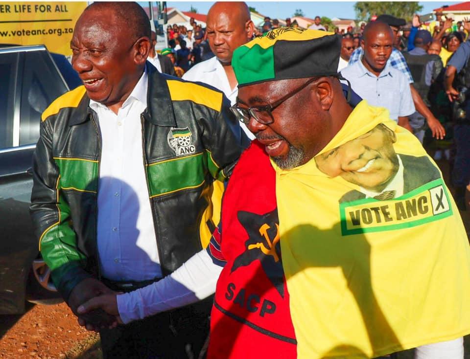 This week in history: #CyrilRamaphosa elected chairperson of Constituent Assembly to write the new South African Constitution in 1994 @CyrilRamaphosa @ParliamentofRSA @PresidencyZA @MorningLiveSABC @rhulani1baloyi @CathyMohlahlana @Newzroom405 @mzwaimbeje