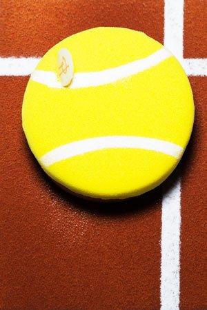 Pierre Hermé fête la petite balle jaune https://www.fashions-addict.com/Pierre-Herme-fete-la-petite-balle-jaune_451___18553.html… #patisserie #dessert #yuzu #tarte #tennis #ballejaune #RolandGarros @PierreHerme @LeRoyalMonceau