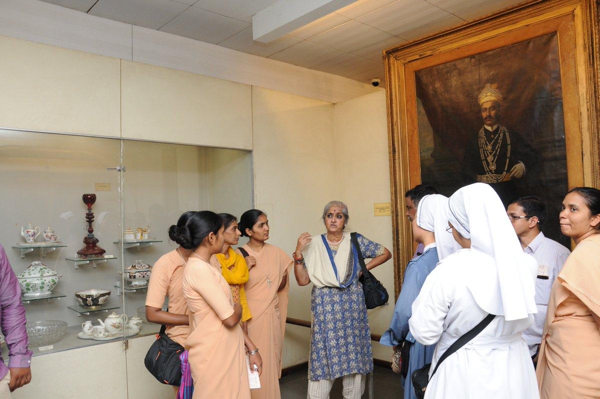INTERNATIONAL MUSEUM DAY May 18th, 2019 Gallery Talk by Smt. Anuradha Reddy, Convener, INTACH, Hyderabad Chapter #IMD2019 #gallerytalks