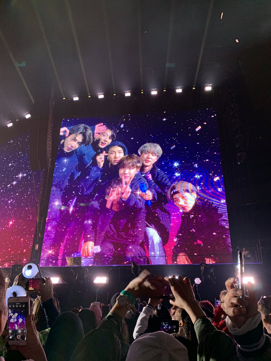 only ot7 stans can rt this tweet
