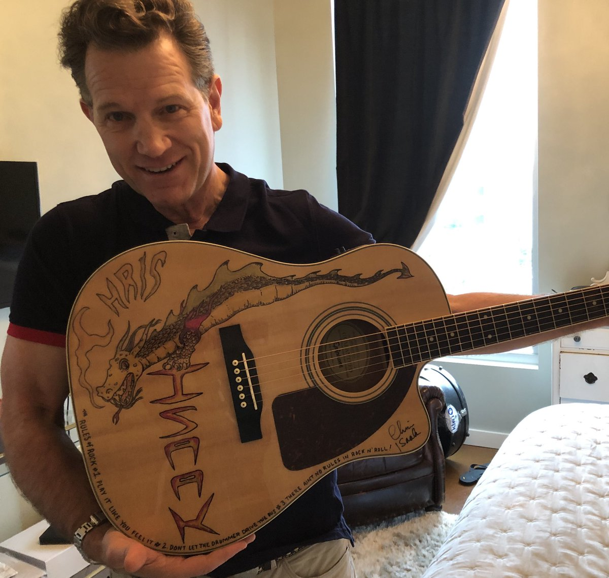 Chris Isaak (@ChrisIsaak) | Twitter