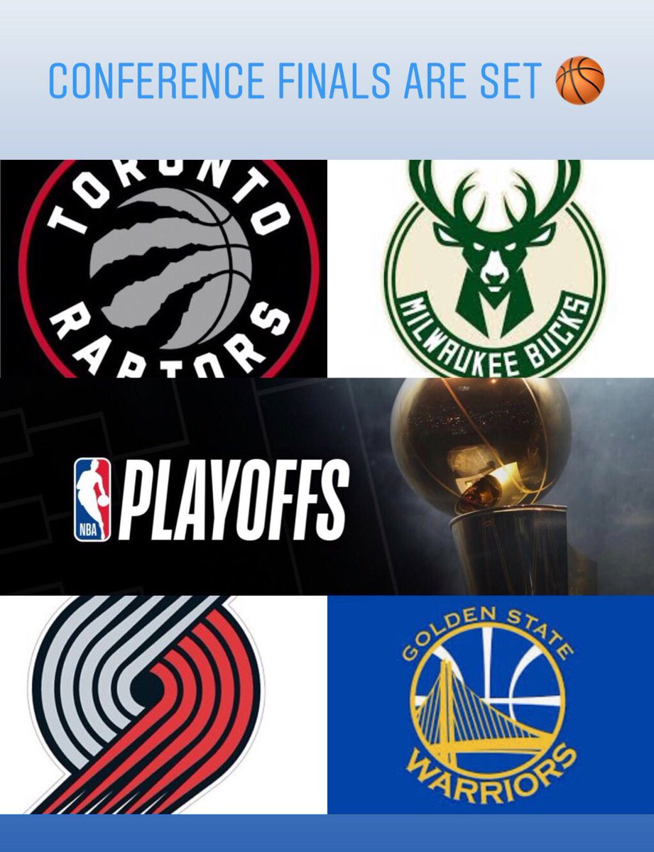 #NBAPlayoffs #ConferenceFinals are now set