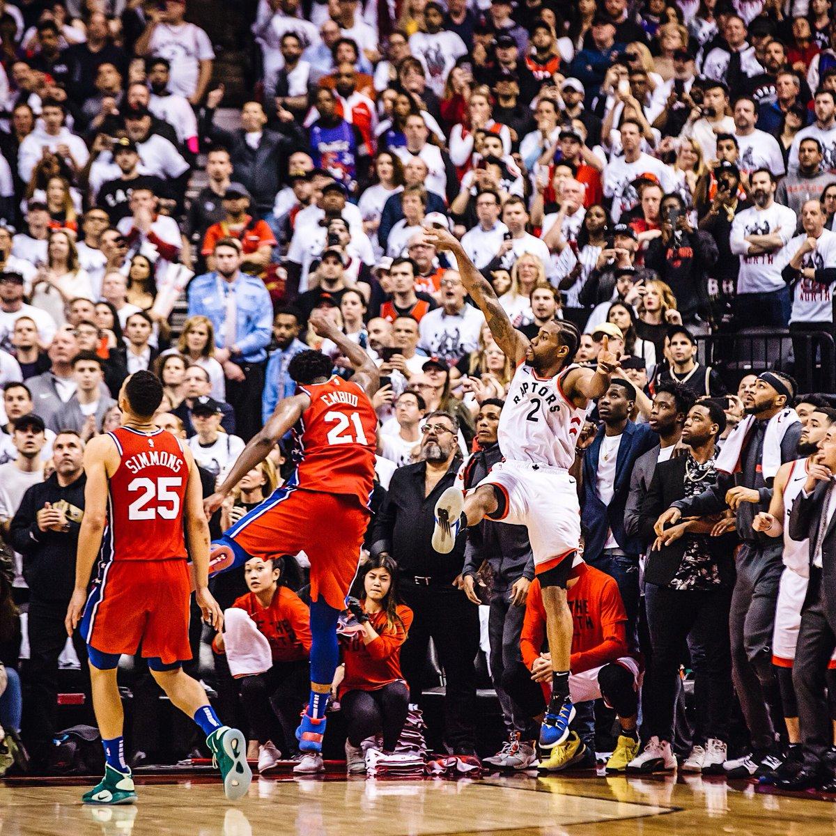 14ffe2904a4 Toronto Raptors on Twitter:
