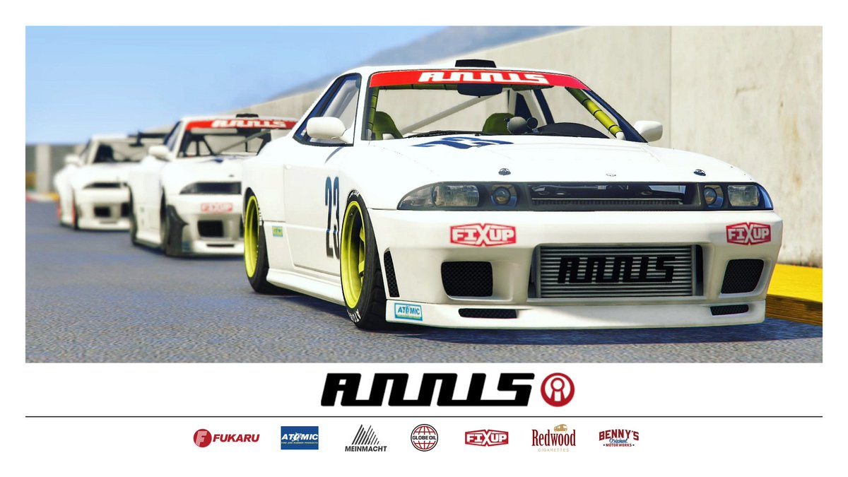 □Team Annis Racing□ Produced by Annis Motor Co ,Ltd