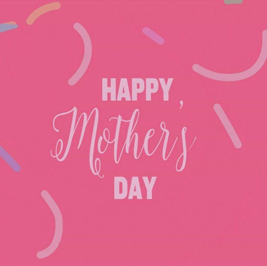 Happy Mother's Day!💐💐