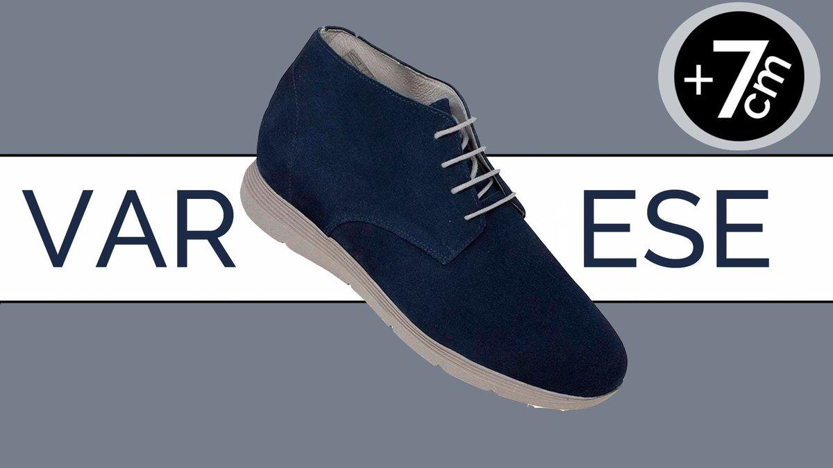 ba7ba1cc Estos zapatos aportarán a tu look eso que andas buscando, no te puedes  perder esta oportunidad. Además aumentan tu estatura en 7 cm sin que nadie  sepa como.