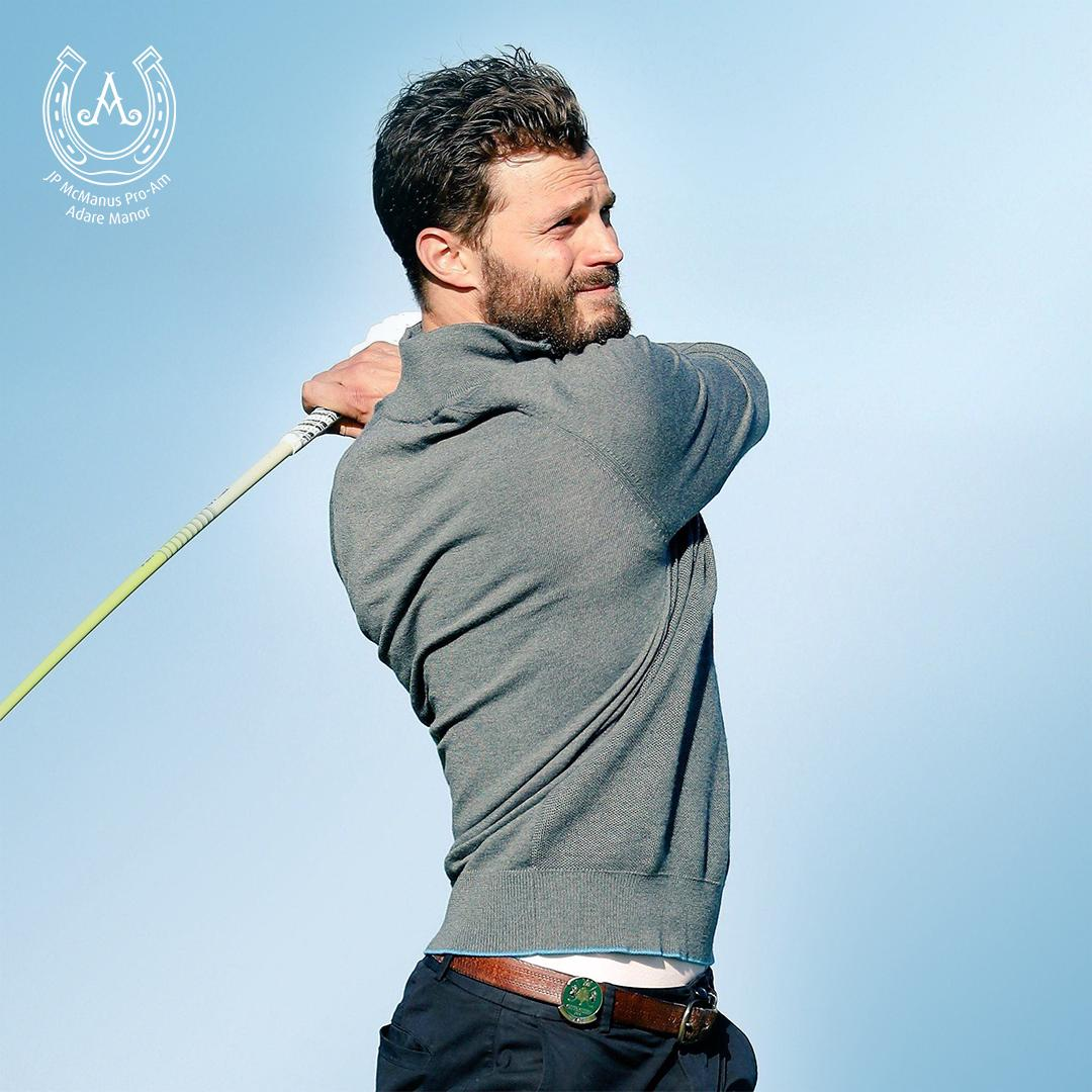 We are absolutely delighted that @NiallOfficial and Jamie Dornan will be teeing up at @TheAdareManor at the #JPProAm2020 to help us raise money for charities across the Mid-West. Get you tickets here: jpmcmanusproam.com/tickets/