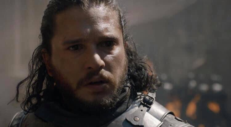 This right here folks, is when Jon snow realized he actually knew nothing #GameofThrones