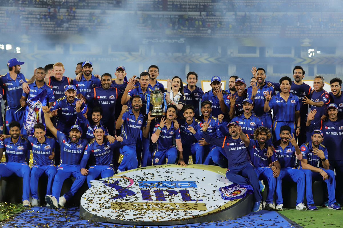 Unreal. That's all I can say right now. This feeling is incalculable 💙 @mipaltan