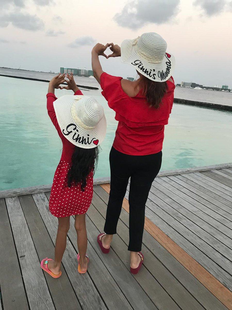 ♥️ . . . @KurumbaMaldive #Maldives #KurumbaMaldives #MaldivesInFullColors #Vacay #VacationMode #MummaGinni #MummaGinniTravels