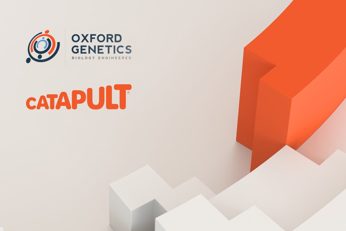 Oxford Genetics and Cell and Gene Therapy Catapult collaborate to develop scalable gene therapy manufacturing processes  Read more - http://ow.ly/j1nG50u8SGW