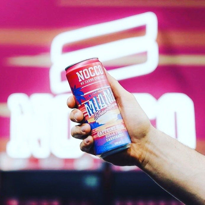 We are open 10 - 5pm Today or if you cannot make it into the #shop take a look at our #website Free Local same day #delivery Now stocking Nocco Miami Strawberry #sugar free #informedsport supplementking.uk/product/nocco-…