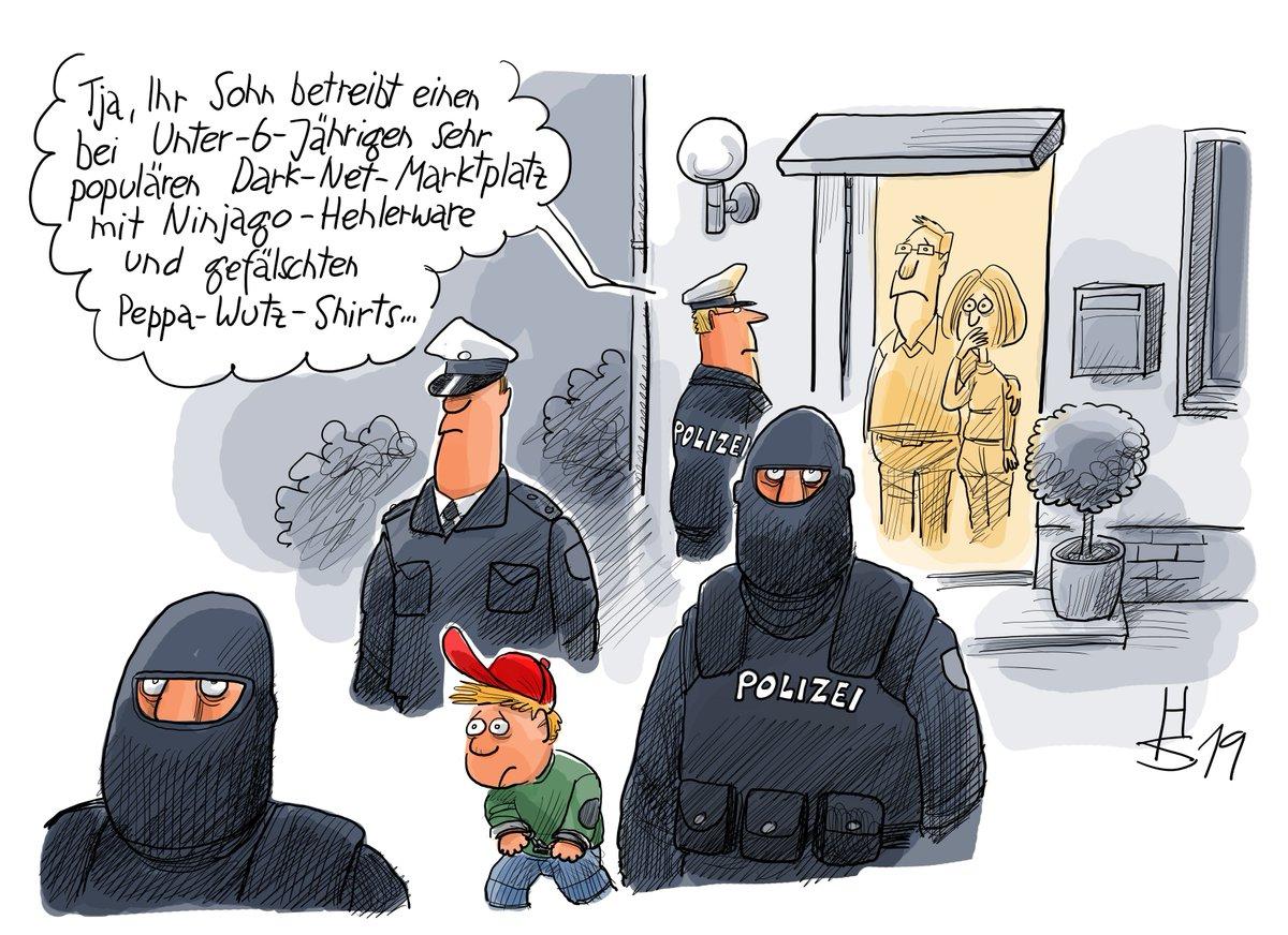 Cartoon-Polizei Pornos