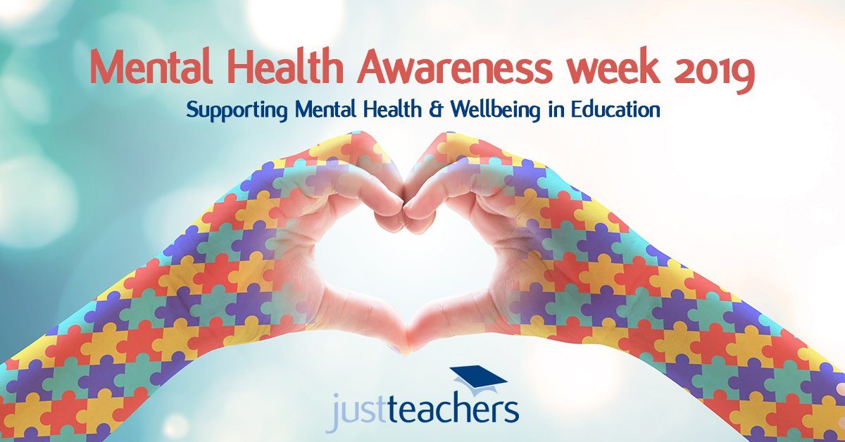 test Twitter Media - justteachers, as always, are fully supportive of #mentalhealthawarenessweek2019  #WellBeing #Education #SEMHSupport https://t.co/9Qbl0Uebbn