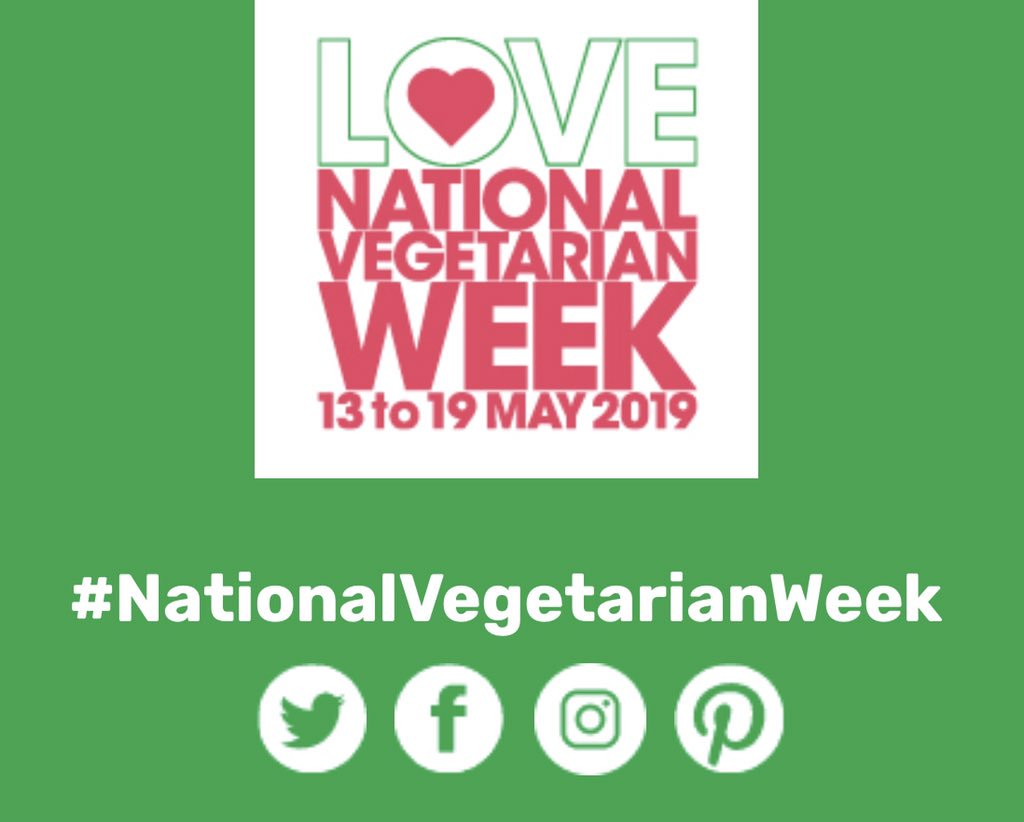 All of our crisps and popcorn are vegetarian, let's celebrate @vegsoc #NationalVegetarianWeek 🎉