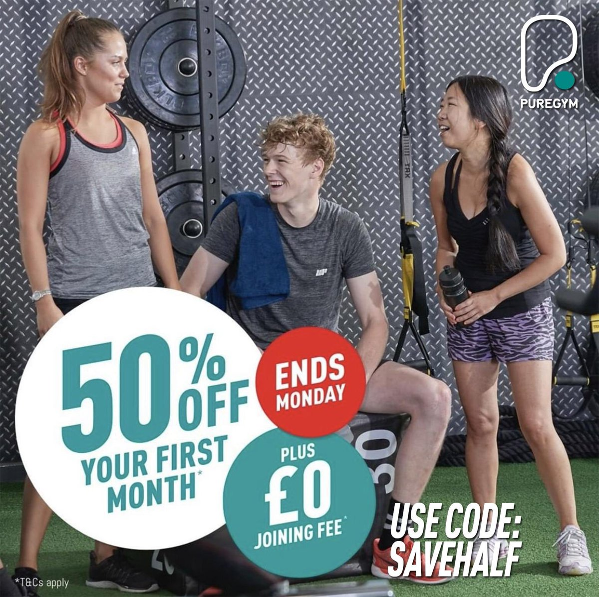 PURE GYM - LPOOL's photo on #liverpool