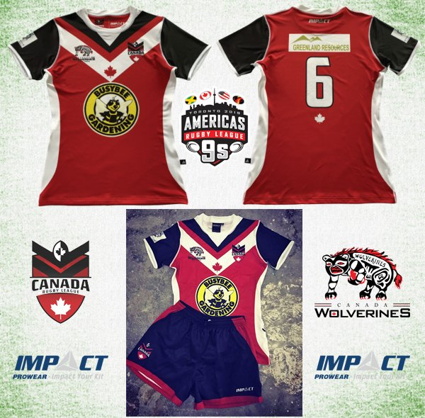fa177936082b ... unique 9s Jersey for the Americas Rugby League 9s.  http   ow.ly F4lb50u9yra  americasrl9s  canadarl  wolverines   impactprowearpic.twitter.com AP2ur5KTbL