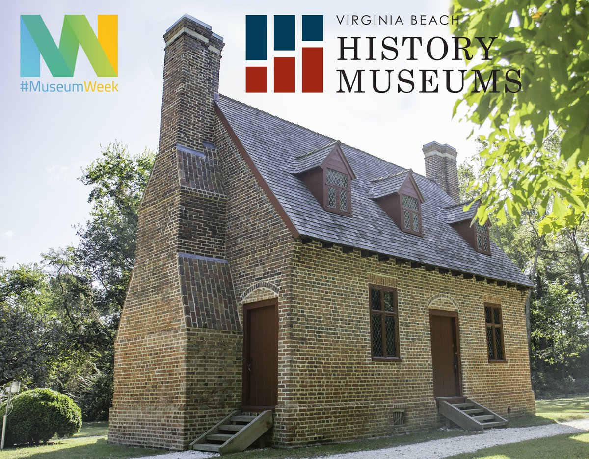Its #MuseumWeek! Join us right here for the next 7 days for 7 different themes & hashtags: Mon #WomeninCulture Tue #SecretsMW Wed #PlayMW Thurs #RainbowMW Fri #ExploreMW Sat #PhotoMW Sun #FriendsMW Get a little peek into the @VBHistMuseums and the history of @CityofVaBeach!