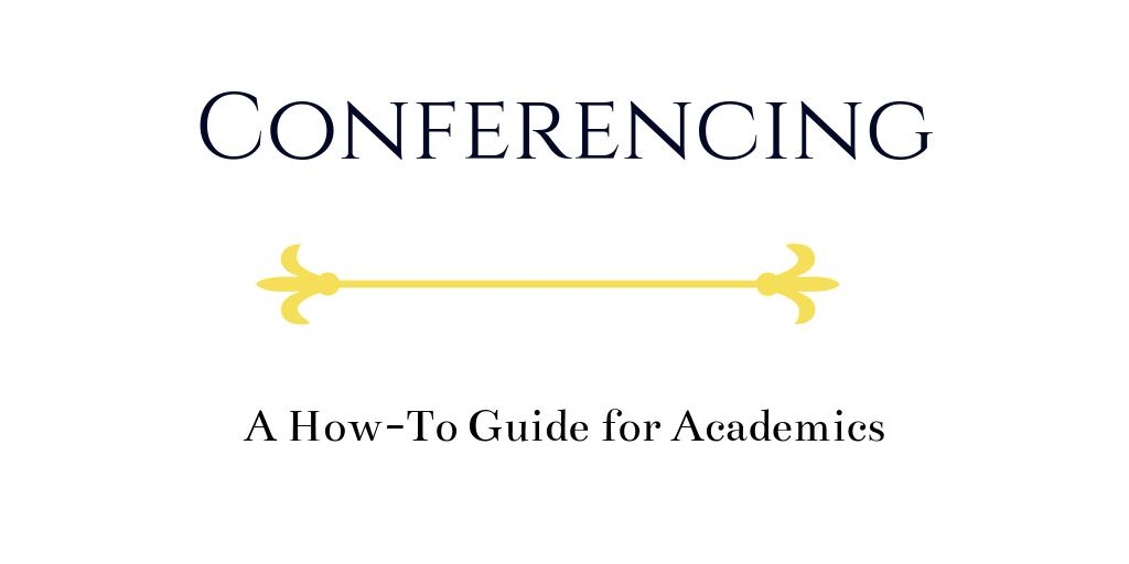 The enthusiastic response to my tweet last week convinced me that this project was worthwhile. So I went a little overboard and created a free e-book. You can sign up for the link here: https://mailchi.mp/86ef56a092c9/conferenceguide…