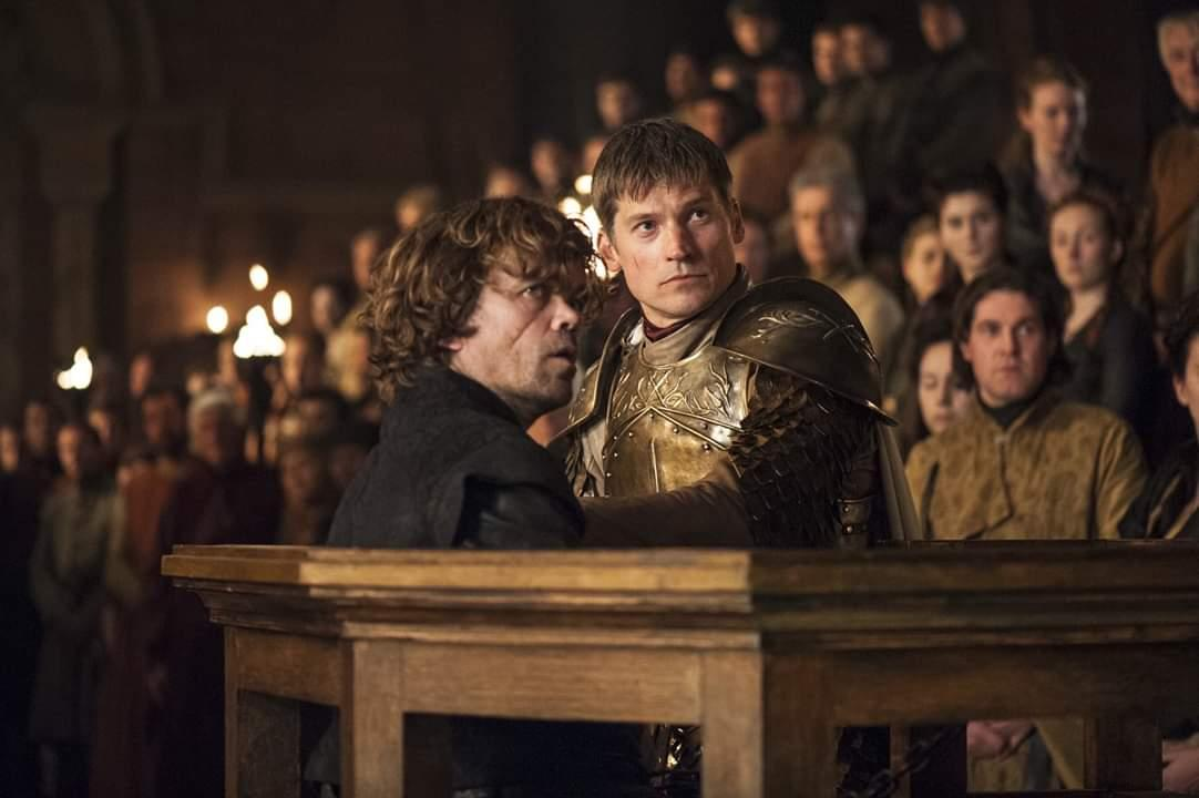 """""""If it wasn't for you I would have never survived my childhood. You are the only one who didn't treat me like a monster. You were all I had.""""  — Tyrion    #GameofThrones https://t.co/xgWhexUGc9"""