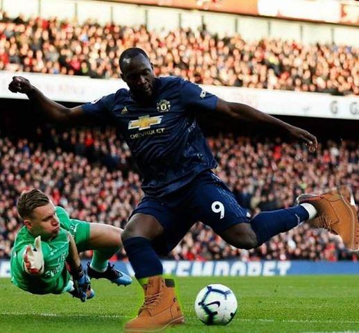 @RomeluLukaku9 just won is his boot