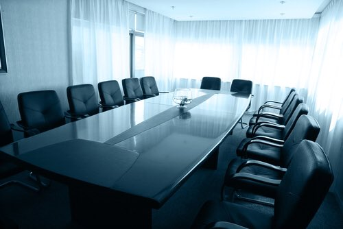 With John Beilein headed off to the NBA, here's a live look at the 'clean college basketball coaches meeting'