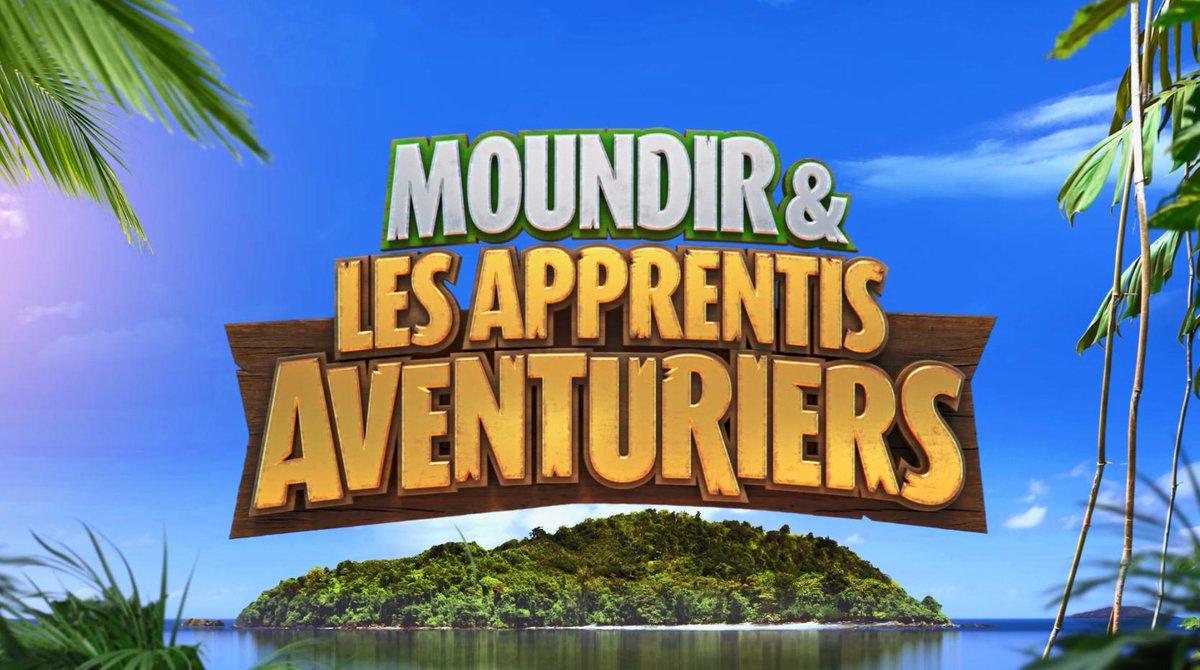 Moundir et les apprentis aventuriers tout de suite sur W9 ! #MELAA4 <br>http://pic.twitter.com/gyfU2CJJjN