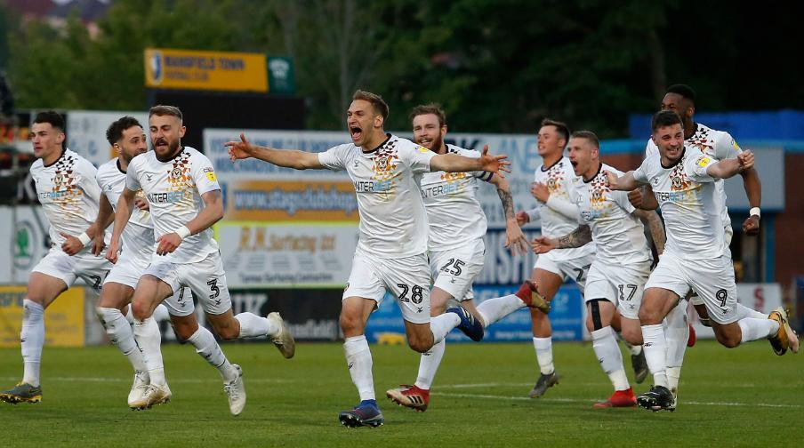 BBC Sport's photo on Newport