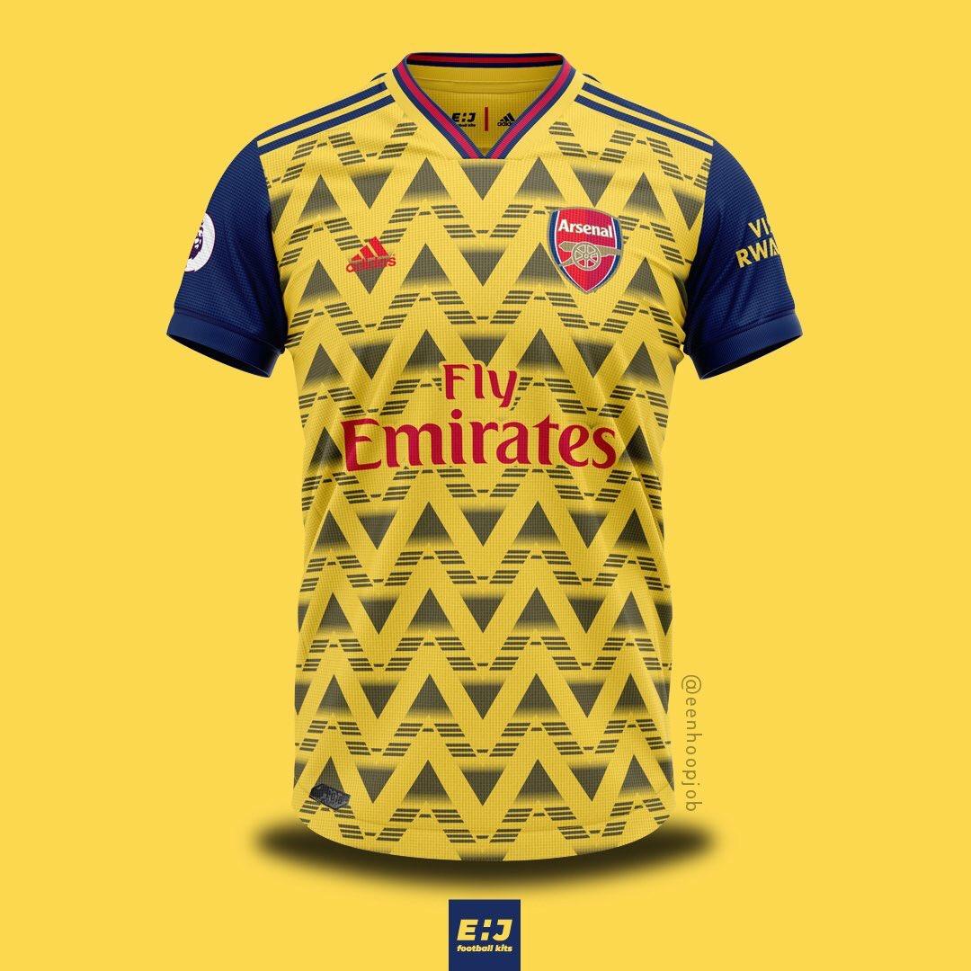 9605a915a Job - Eenhoopjob Football Kit Designs