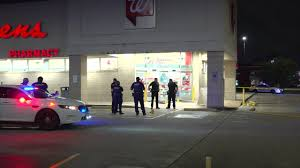 Teenage robbery suspect shot, killed by security guard at north Harris County Walgreens