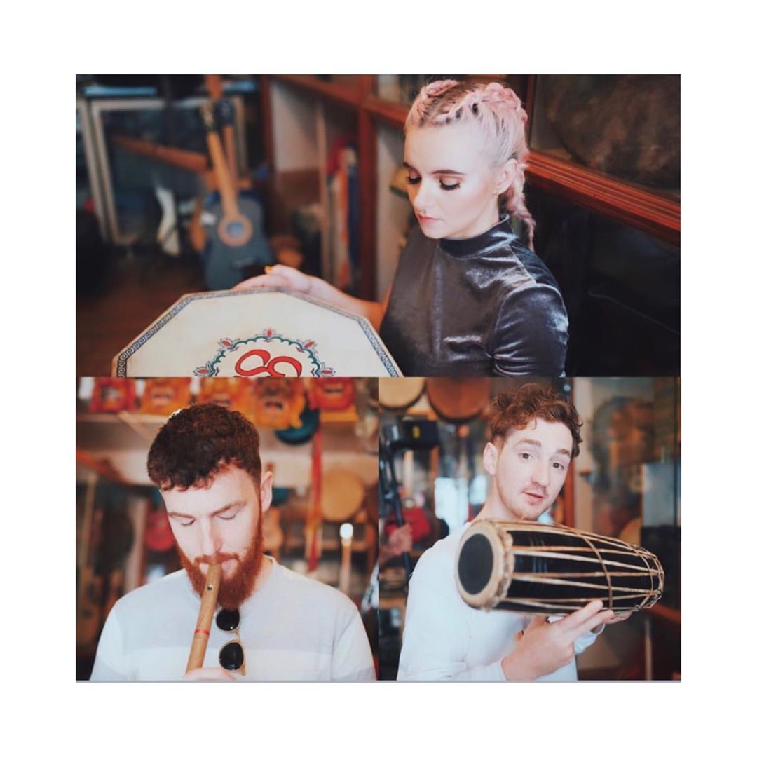 Toabh artist Marce Pedrozo - Make up Artist & Hair Stylist does hair for @cleanbandit     #cleanbandit #music #musicvideo #tuborg #toabhartist #hairstyles #hair #hairstylemen #marcepedrozo #love #nepal #photography #photographer