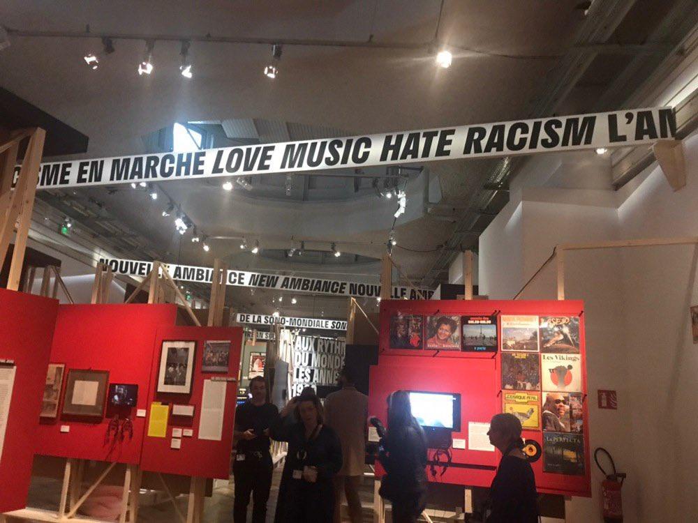 new arrivals 44fbf 6592d La musique et la politique sont intimement liées. Plaisir de découvrir  l  ExpoParisLondres au Musée de l immigration avec des guides d exception  pour lancer ...