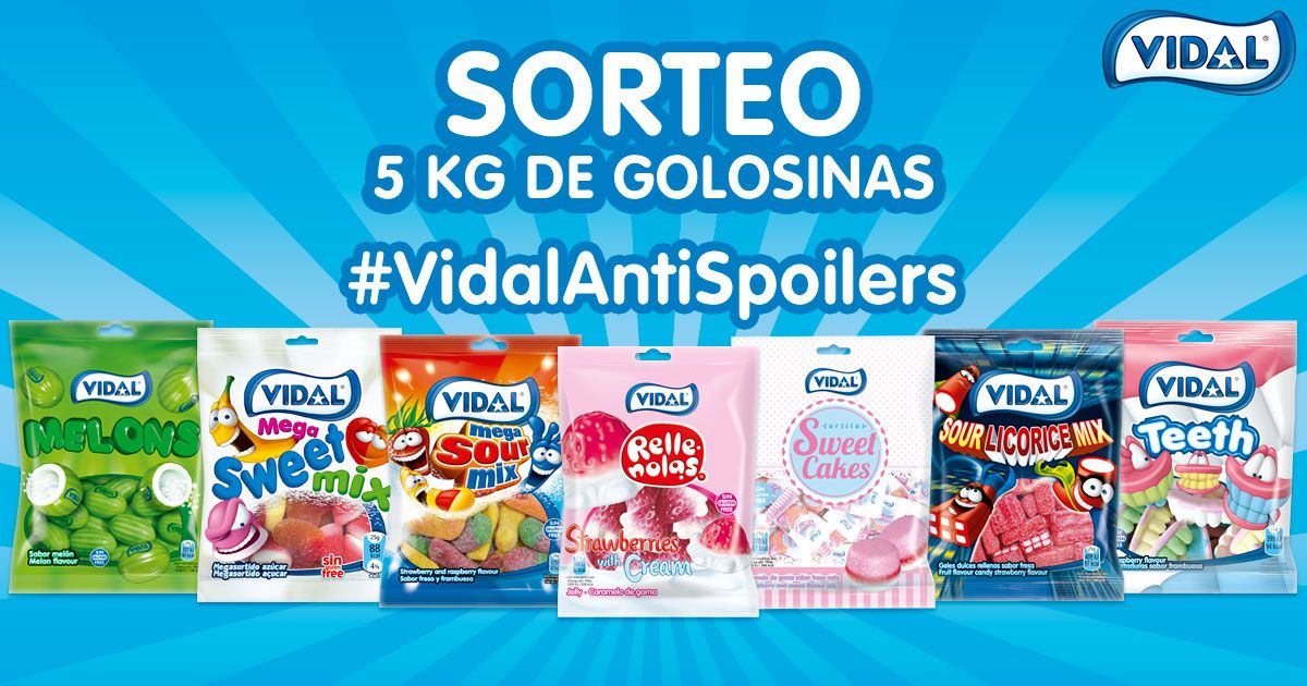 Vidal Golosinas's photo on Hashtag