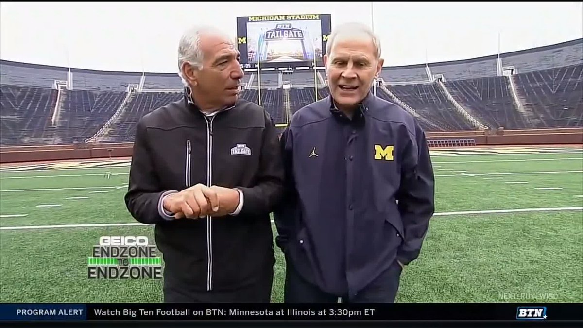 Everyone respects @JohnBeilein - even his biggest rivals.  Fun fact: Following his 2018 heart surgery, Tom Izzo (text) and Mark Dantonio (Get-well card) were the first to reach out.
