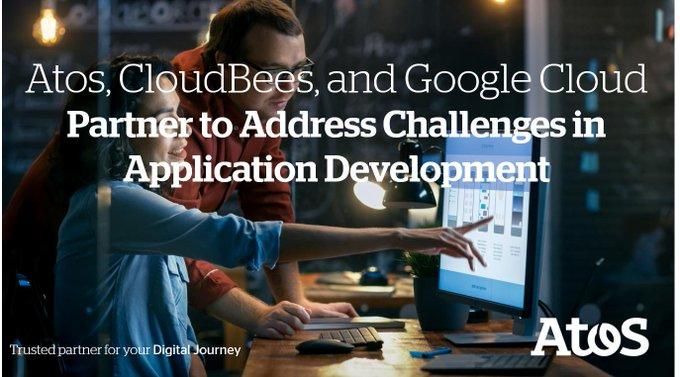 Unsere neue Partnerschaft mit @CloudBees und @googlecloud bietet Unternehmen auf ihrem Weg zur...
