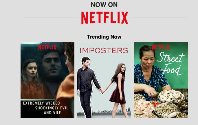 Another sell out cinemas weekend in UK with @SkyCinemaUK and great to see us still trending on @netflix for #ExtremelyWickedShockinglyEvilandVile after our second weekend... @ZacEfron @lilycollins