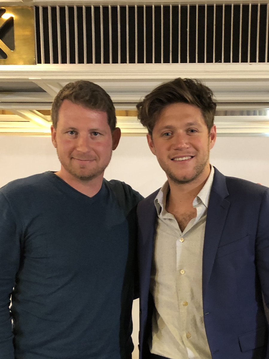I've been hugely impressed with how @NiallOfficial and @modestgolf have gone about their business in golf. They're doing the right things in the right ways with genuine passion and hard work. Fantastic to meet and speak with Niall today. Big shout out to @markmac14 as well.