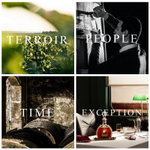Image for the Tweet beginning: #Terroir, #people, #time, #exception @CognacLouisXIII