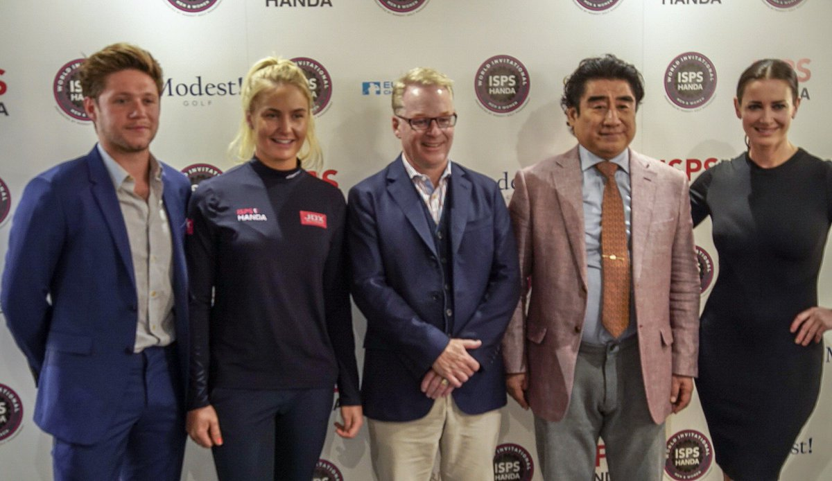 NEW TOURNAMENT ALERT! The ISPS HANDA World Invitational Men & Women, presented by Modest! Golf Management will take place from August 15-18 and see men and women golfers play together for equal prize money. #PowerOfSport