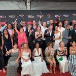 Image for the Tweet beginning: ¡Enhorabuena a todos los premiados