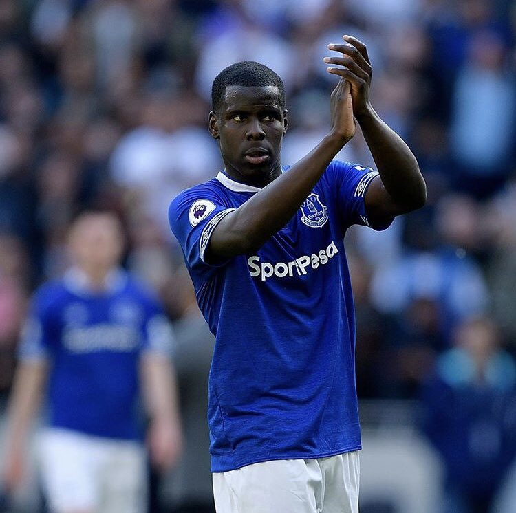 Unlucky not to finish the season with a win but great effort from the lads yesterday 🤛🏾 thanks to the travelling fans again 💙 @everton #lazoumance #alhamdulillah