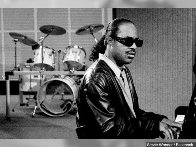 Saginaw\s own Stevie Wonder turns 69 today. Happy Birthday, Stevie