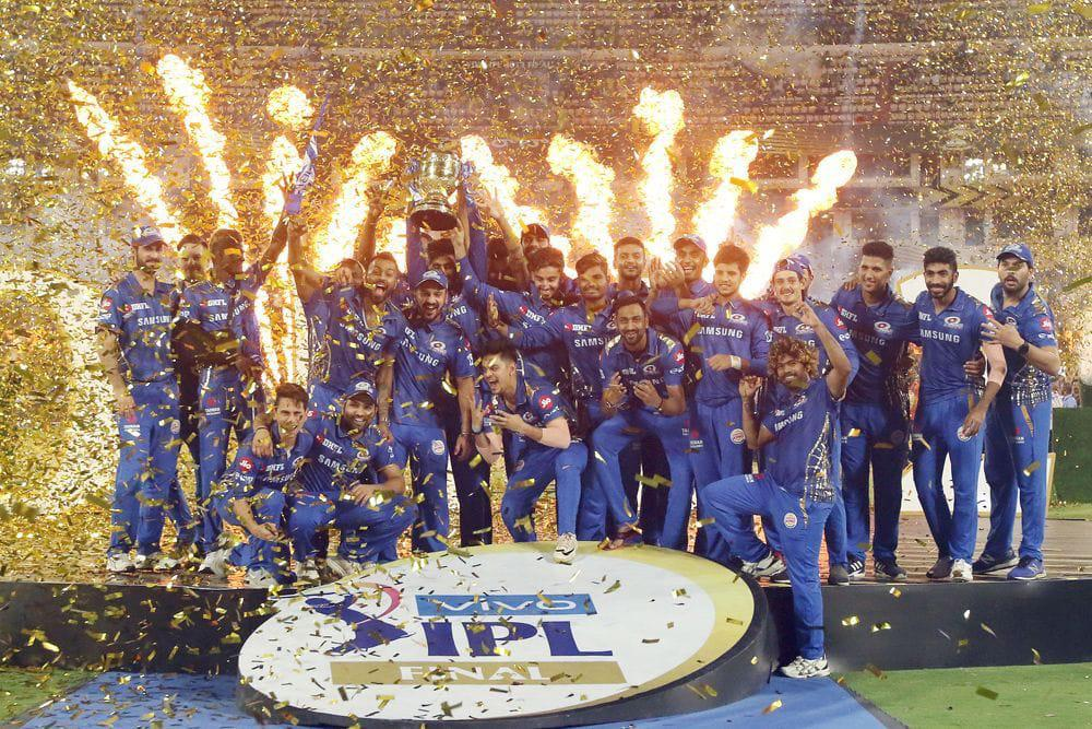 Congratulations Mumbai Indians for winning IPL 2019. 🏆 Its been quite a season, couldn't be more fortunate to be a part of cricket at this juncture of excellence. 💯