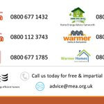 Living in a cold home or struggling with fuel debt can have a significant impact on mental well-being, We can offer free & impartial support on any energy topic. You can find our advice line numbers below ⬇️ #MentalHealthAwarenessWeek