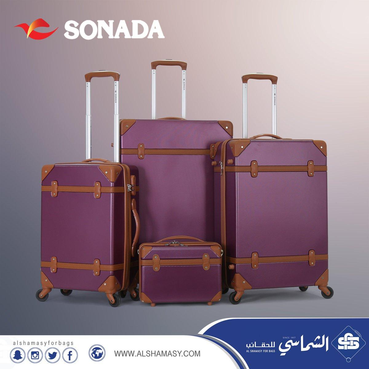f15904f2b4b29 ... الضريبة بالامكان الطلب عبرالواتس 0558809933 او http   alshamasy.com   الشماسي للحقائب حقائب  ماركات عالميه  شنط سفر  sonada pic.twitter.com 3eC4lqBNZS
