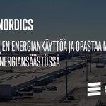 Image for the Tweet beginning: Logistiikka- ja varastoyritys @Logicor_Nordics etsii